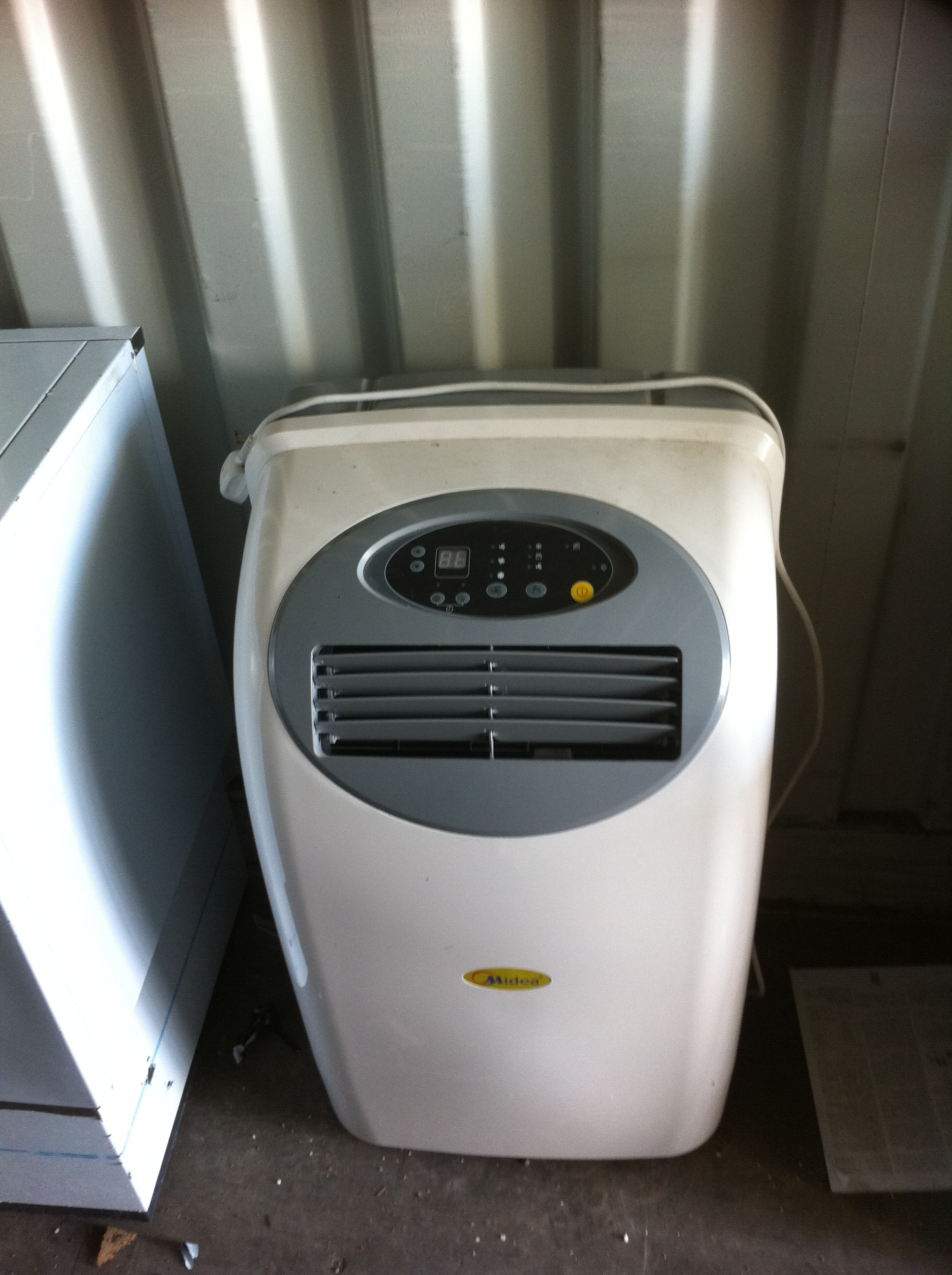 #4F687C Portable Air Conditioning Unit Cohan Refrigeration Air  Top of The Line 13654 Portable Refrigerated Air Conditioner picture with 1936x2592 px on helpvideos.info - Air Conditioners, Air Coolers and more