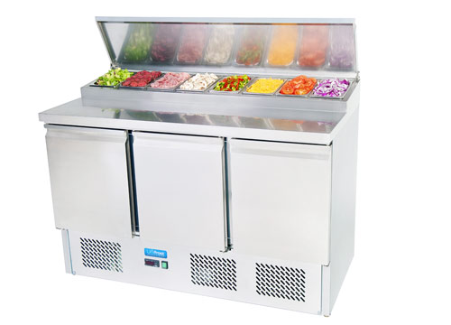 Combine worktop and refrigerated... Sales price: 1359,00 €