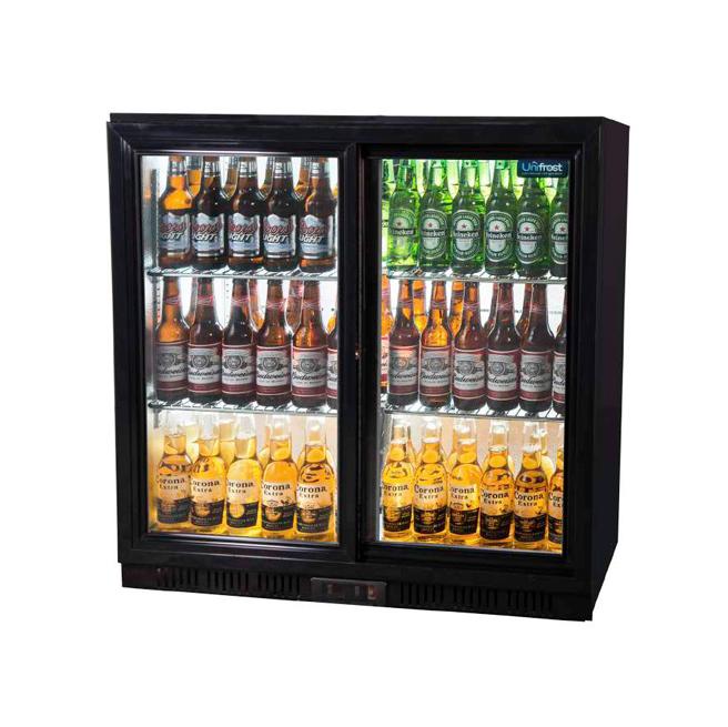 BC20SBE Display Cooler (sliding doors)